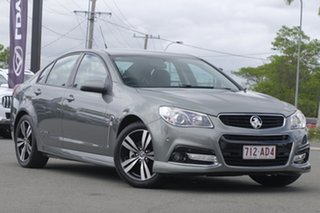 2015 Holden Commodore VF MY15 SV6 Storm Prussien Steel/ 6 Speed Sports Automatic Sedan.