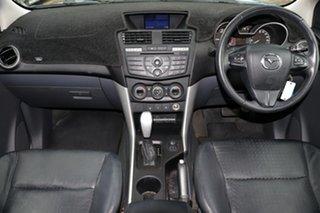 2014 Mazda BT-50 MY13 GT (4x4) Blue 6 Speed Automatic Dual Cab Utility