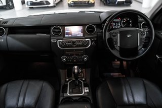 2010 Land Rover Discovery 4 Series 4 10MY TdV6 CommandShift 6 Speed Sports Automatic Wagon.