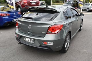 2016 Holden Cruze JH Series II MY16 SRI Z-Series Grey 6 Speed Sports Automatic Hatchback.