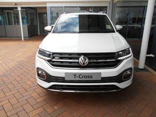 2020 Volkswagen T-Cross C1 MY20 85TSI DSG FWD Style 7 Speed Sports Automatic Dual Clutch Wagon.