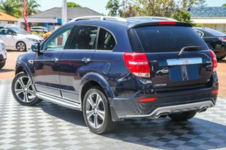 2018 Holden Captiva CG MY18 LTZ AWD Old Blue Eyes 6 Speed Sports Automatic Wagon.