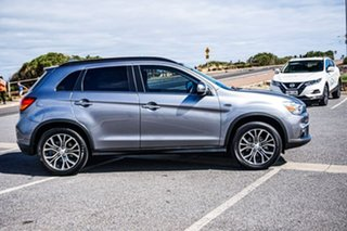 2017 Mitsubishi ASX XC MY17 LS 2WD Grey 6 Speed Constant Variable Wagon.
