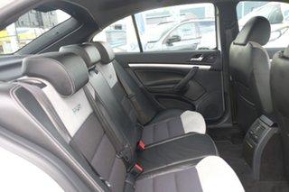 2011 Skoda Octavia 1Z MY12 RS DSG 147TSI Candy White 6 Speed Sports Automatic Dual Clutch Liftback