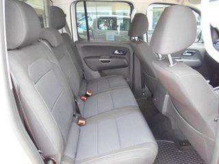 2020 Volkswagen Amarok 2H MY20 TDI580 4MOTION Perm Highline Reflex Silver 8 Speed Automatic Utility