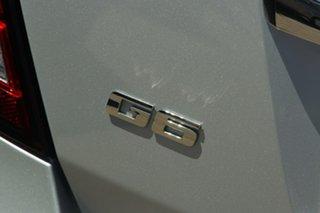 2013 Ford Falcon FG MkII G6 Silver 6 Speed Sports Automatic Sedan