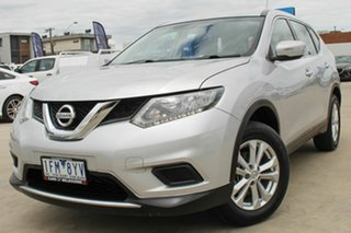 2015 Nissan X-Trail T32 ST 2WD Silver 6 Speed Manual Wagon.