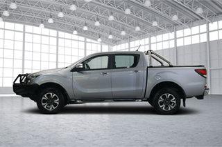 2019 Mazda BT-50 UR0YG1 GT Silver 6 Speed Sports Automatic Utility.