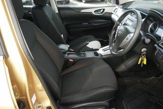 2014 Nissan Pulsar C12 ST Gold 1 Speed Constant Variable Hatchback.