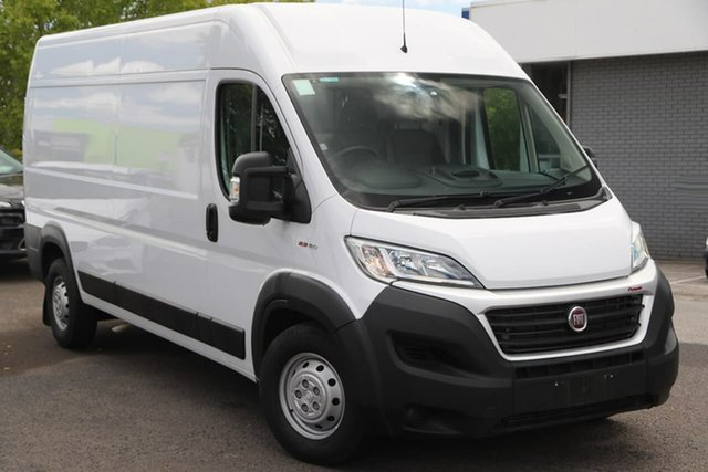 Used Fiat Ducato Series 6 Low Roof SWB Comfort-matic Nunawading, 2019 Fiat Ducato Series 6 Low Roof SWB Comfort-matic 6 Speed Sports Automatic Single Clutch Van