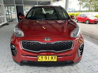2016 Kia Sportage SLi Red Sports Automatic Wagon
