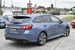 2017 Subaru Levorg V1 MY18 1.6 GT CVT AWD Premium Blue 6 Speed Constant Variable Wagon