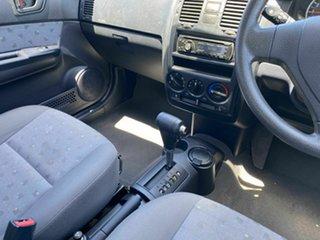 2004 Hyundai Getz TB GL White 4 Speed Automatic Hatchback