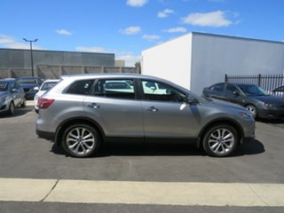 CX9E 6 SPEED AUTO GRAND TOURING BLACK AWD