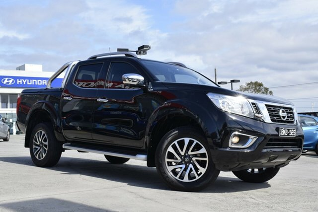 Used Nissan Navara D23 S3 ST-X Ferntree Gully, 2019 Nissan Navara D23 S3 ST-X Black/Grey 7 Speed Sports Automatic Utility