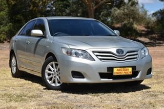2010 Toyota Camry ACV40R MY10 Altise Gold 5 Speed Automatic Sedan.