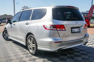 2010 Honda Odyssey 4th Gen MY10 Luxury Silver 5 Speed Sports Automatic Wagon.