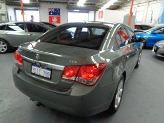 2010 Holden Cruze JG CD Grey 5 Speed Manual Sedan
