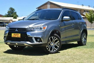 2018 Mitsubishi ASX XC MY18 LS 2WD ADAS Grey 1 Speed Constant Variable Wagon.
