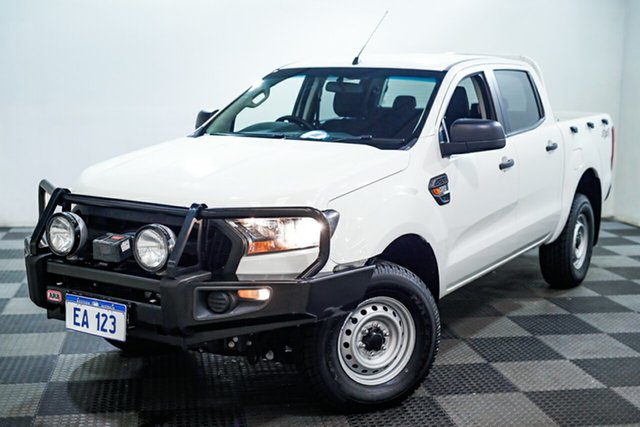 Used Ford Ranger PX MkII XL Edgewater, 2016 Ford Ranger PX MkII XL White 6 Speed Sports Automatic Utility