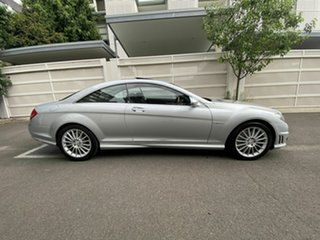 2007 Mercedes-Benz CL-Class C216 CL63 AMG Silver 7 Speed Sports Automatic Coupe.