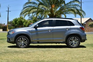 2018 Mitsubishi ASX XC MY18 LS 2WD ADAS Grey 1 Speed Constant Variable Wagon