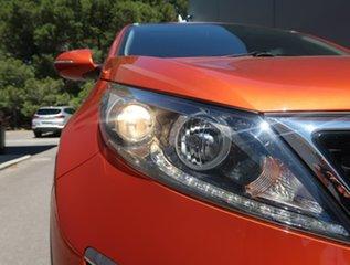 2015 Kia Sportage SL MY15 Si 2WD Premium Orange 6 Speed Sports Automatic Wagon.