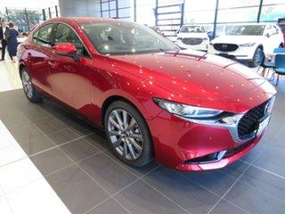 2019 Mazda 3 G20 SKYACTIV-MT Touring Sedan.