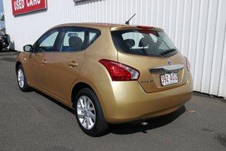2014 Nissan Pulsar C12 ST Gold 1 Speed Constant Variable Hatchback