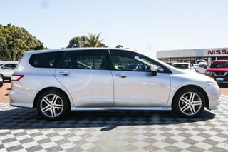 2010 Honda Odyssey 4th Gen MY10 Luxury Silver 5 Speed Sports Automatic Wagon