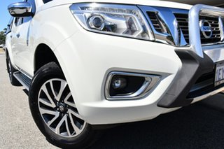 2015 Nissan Navara D23 ST-X White 6 Speed Manual Utility.