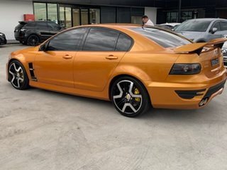 2009 Holden Special Vehicles GTS E Series 2 Orange 6 Speed Manual Sedan
