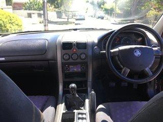 2004 Holden Commodore VY II S Purple 5 Speed Manual Sedan