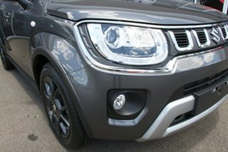 2021 Suzuki Ignis MF Series II GLX Grey 1 Speed Constant Variable Hatchback.