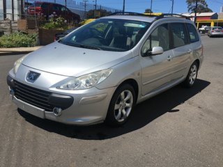 2005 Peugeot 307 T5 MY05 XSR Touring HDi 5 Speed Manual Wagon