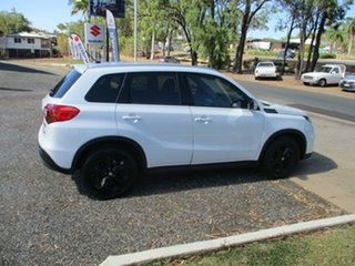 2018 Suzuki Vitara LY S Turbo 4WD White 6 Speed Sports Automatic Wagon.