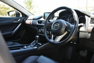 2015 Mazda 6 GJ1032 Touring SKYACTIV-Drive White 6 Speed Sports Automatic Sedan