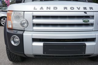 2007 Land Rover Discovery 3 SE Silver 6 Speed Sports Automatic Wagon