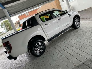 2020 Ford Ranger Wildtrak White Sports Automatic Double Cab Pick Up