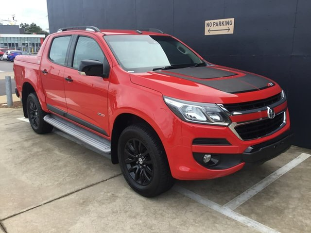 Used Holden Colorado RG MY18 Z71 Pickup Crew Cab Stuart Park, 2018 Holden Colorado RG MY18 Z71 Pickup Crew Cab Red 6 Speed Sports Automatic Utility