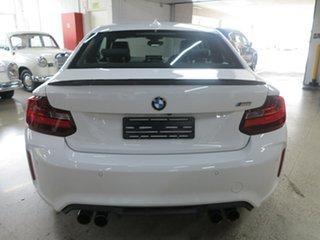2016 BMW M2 F87 Alpine White 6 Speed Manual Coupe