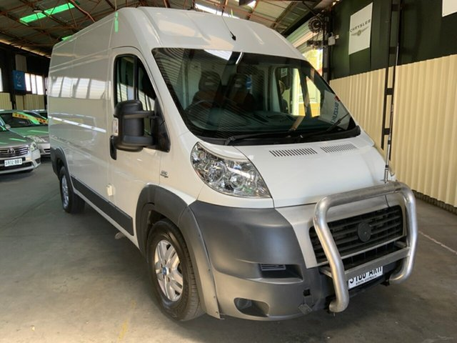 Used Fiat Ducato 05 Upgrade MWB Hampstead Gardens, 2007 Fiat Ducato 05 Upgrade MWB White 5 Speed Manual Van
