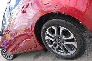 2017 Mazda 2 DJ2HA6 GT SKYACTIV-MT Soul Red 6 Speed Manual Hatchback