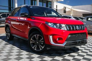2019 Suzuki Vitara LY Series II Turbo 2WD Red 6 Speed Sports Automatic Wagon.