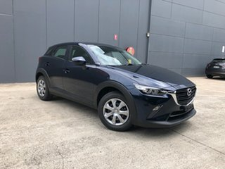 2020 Mazda CX-3 DK2W7A Neo SKYACTIV-Drive FWD Sport Deep Crystal Blue 6 Speed Sports Automatic Wagon