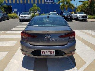 2018 Hyundai Elantra AD.2 MY19 Active Grey 6 Speed Sports Automatic Sedan.