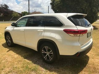2019 Toyota Kluger Kluger 4x2 GX 3.5L Petrol Automatic Wagon 9T87100 002 White Automatic Wagon