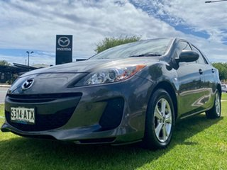 2012 Mazda 3 BL10F2 Neo Activematic Graphite 5 Speed Sports Automatic Hatchback.