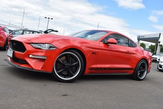 2018 Ford Mustang FN 2019MY GT Race Red 10 Speed Sports Automatic Fastback