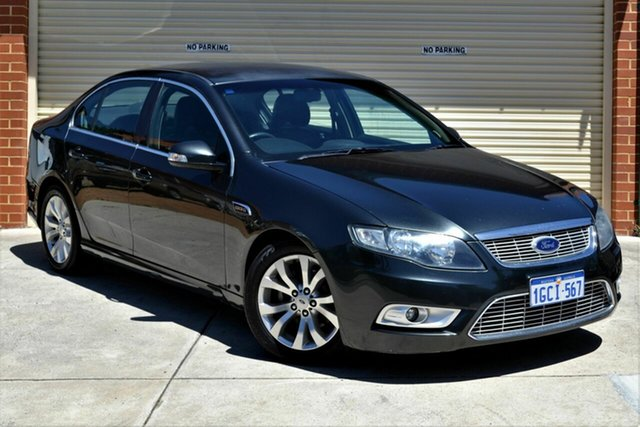Used Ford Falcon FG G6E Mount Lawley, 2008 Ford Falcon FG G6E Grey 6 Speed Sports Automatic Sedan